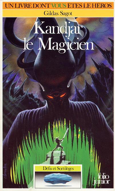 Défis et Sortilèges - 4 - Kandjar le Magicien 04_kan10