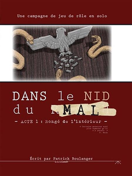 Dans le Nid du Mal (ex Couleuvres et Gestapo) Dans_l10