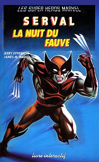 Les Super Héros Marvel 3 - La Nuit du Fauve Serval10
