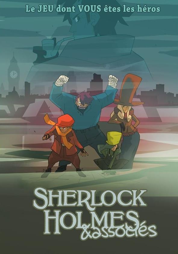 Sherlock Holmes Sh410
