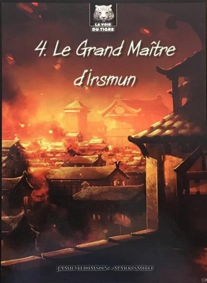 4 - Le Grand Maître d'Irsmun Vdt410