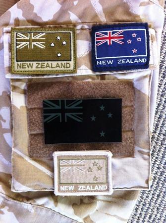 British Army UBACS in NZ use Nzubac20