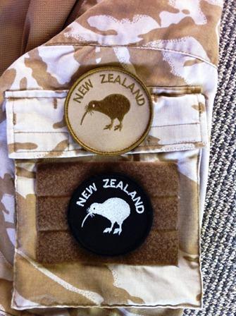 British Army UBACS in NZ use Nzubac21