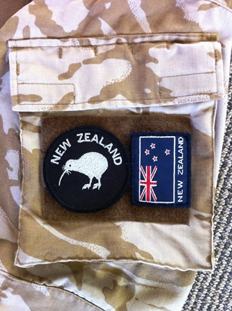 British Army UBACS in NZ use Nzubac23