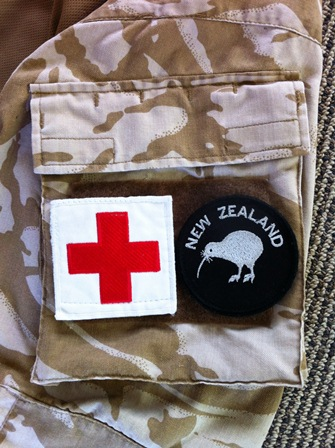 British Army UBACS in NZ use Nzubac24