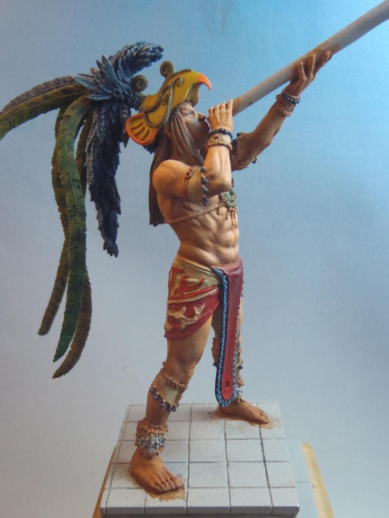 Guerrier Maya de ALEXANDROS MODELS P1232110