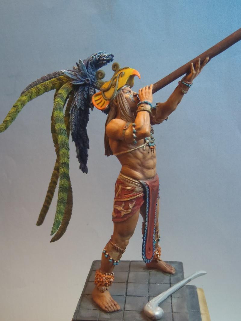Guerrier Maya de ALEXANDROS MODELS P1292114