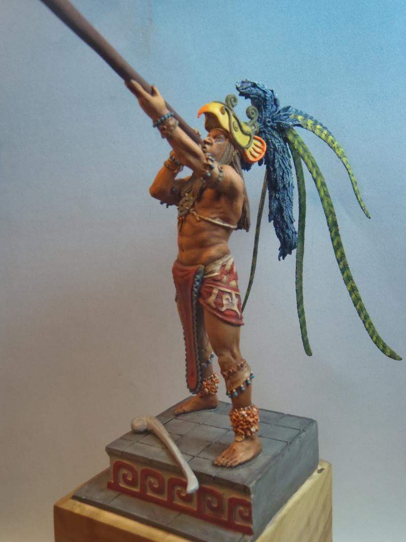 Guerrier Maya de ALEXANDROS MODELS P1292116