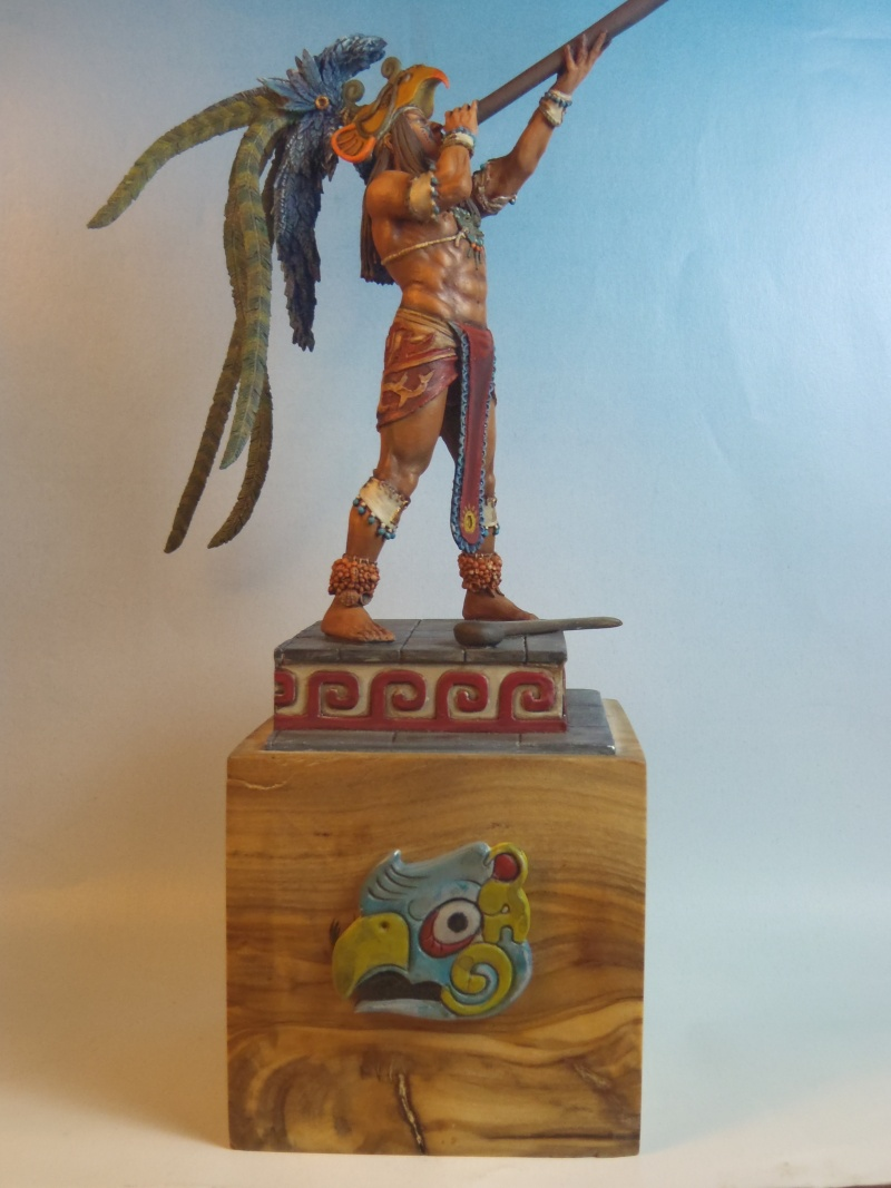 Guerrier Maya de ALEXANDROS MODELS P2032110