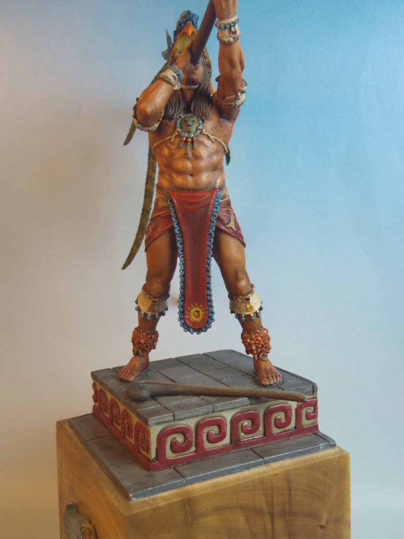 Guerrier Maya de ALEXANDROS MODELS P2032112