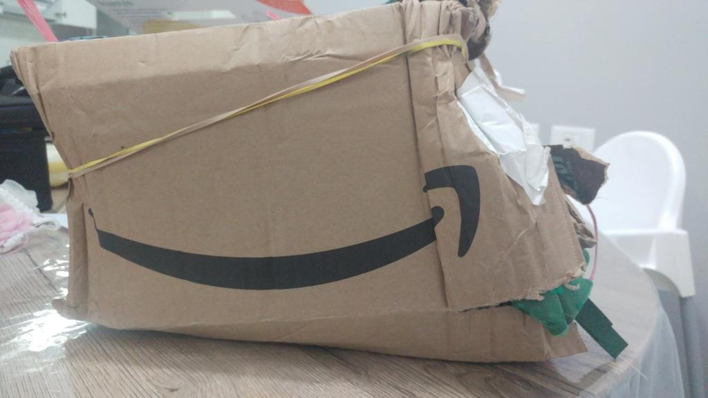 le topic des emballages les plus fous des colis que vous recevez 20181010