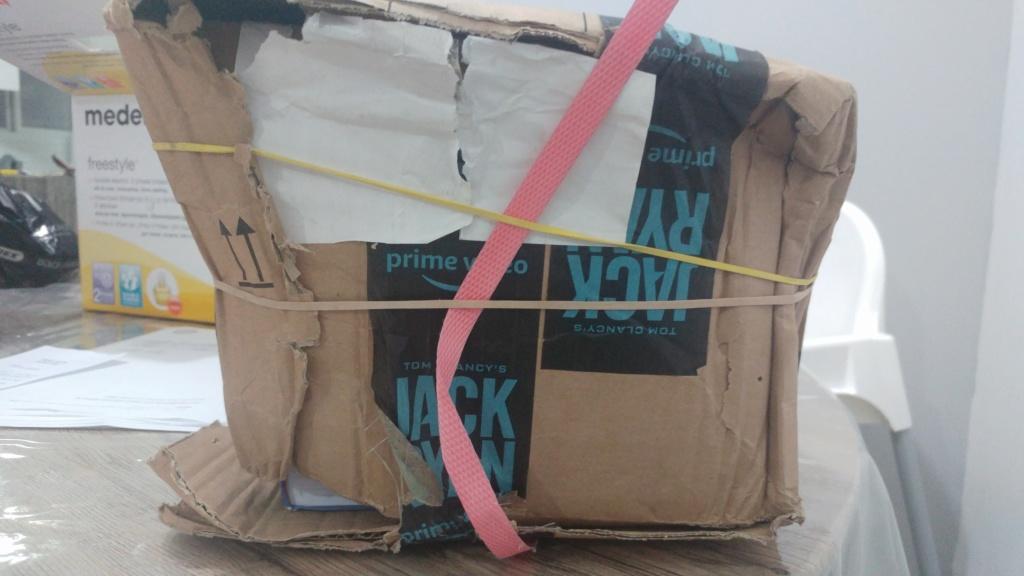 le topic des emballages les plus fous des colis que vous recevez 20181011