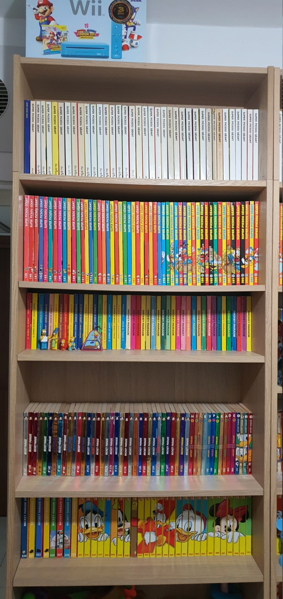 Ma collection ^^ 20200710