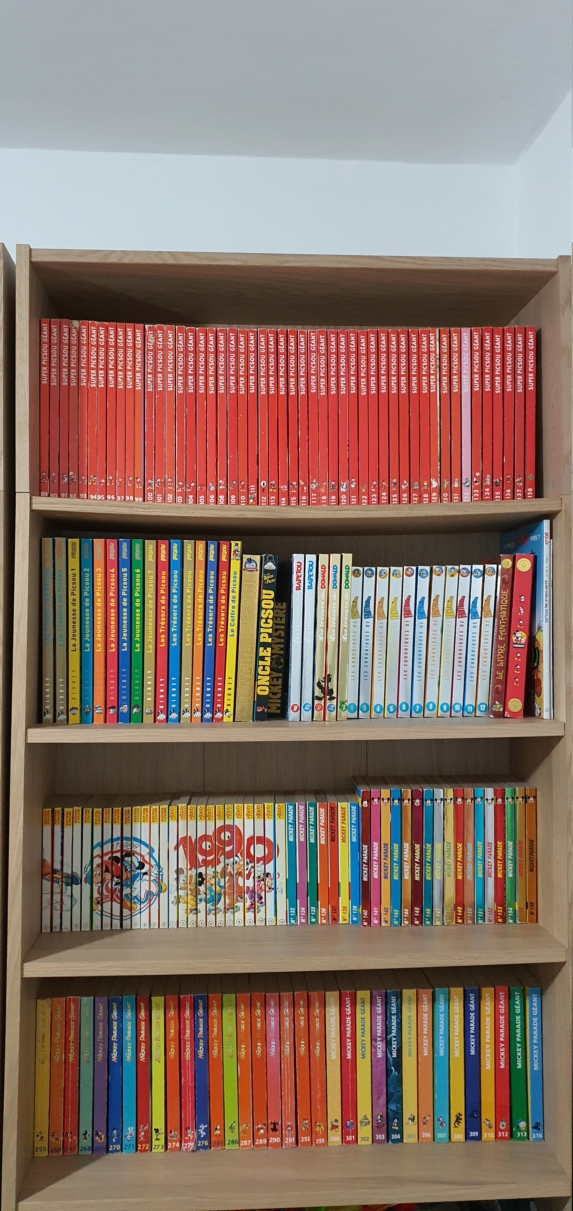 Ma collection ^^ 20200712