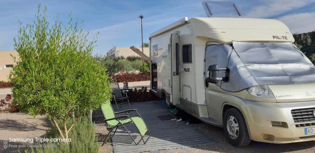 [Maroc Camp/Dernières nouvelles] Nouveau grand Camping de Taroudant 20191212
