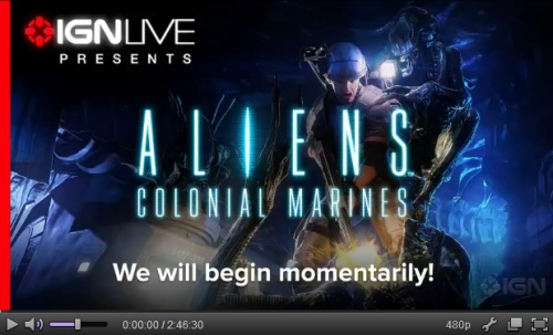 [Aliens: Colonial Marines] Newsupdate 03.02.13 Ign_2h10