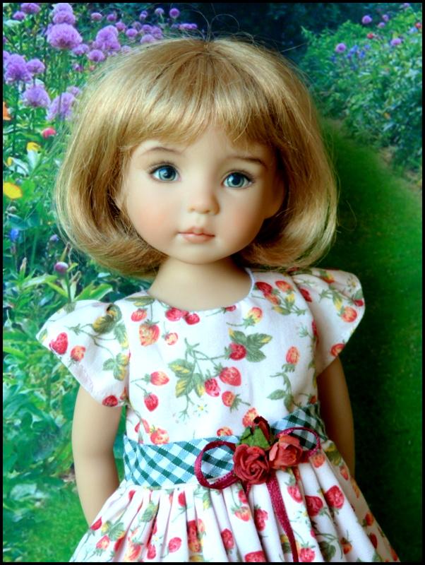 les 2 cousines en Violette 12033310