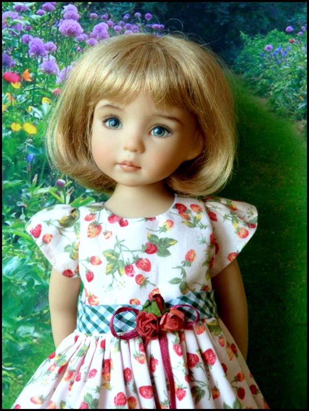 les 2 cousines en Violette 12033312