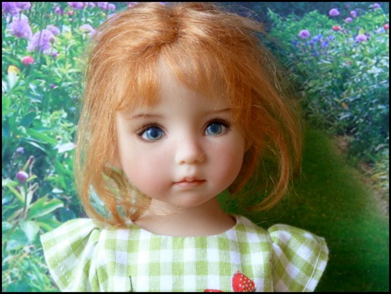 les 2 cousines en Violette 12033411