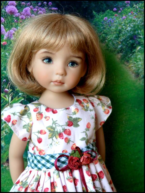 les 2 cousines en Violette 12033414