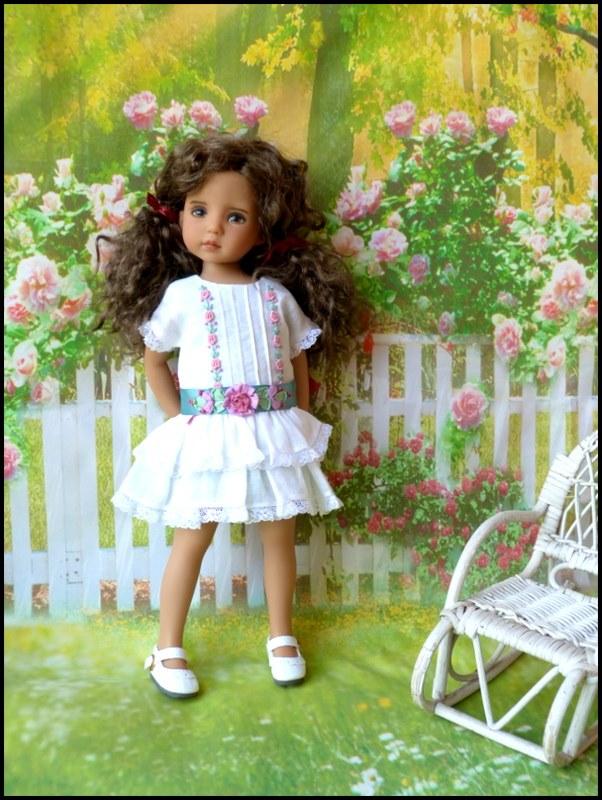 Apolline, petite fille des îles 64385510