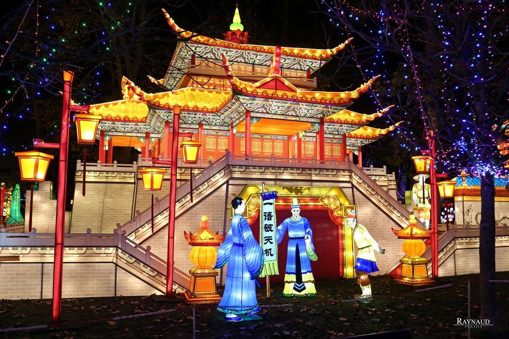 le nouvel an Chinois l'année du cochon Festiv10