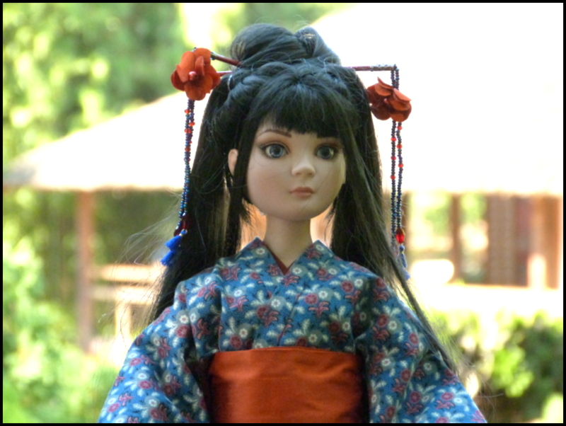 Prudence au Jardin Japonais (suite de la leçon de kitsuke) P1630633