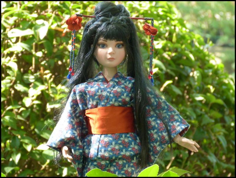Prudence au Jardin Japonais (suite de la leçon de kitsuke) P1630635