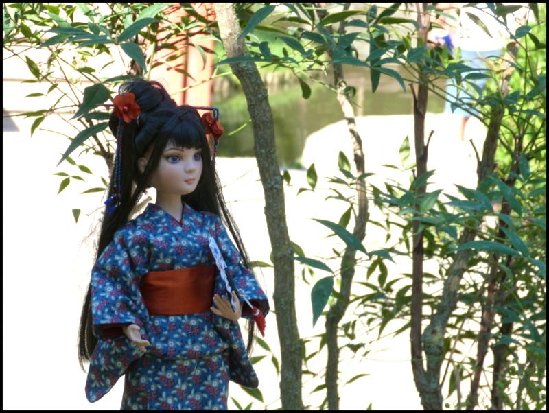 Prudence au Jardin Japonais (suite de la leçon de kitsuke) P1630636