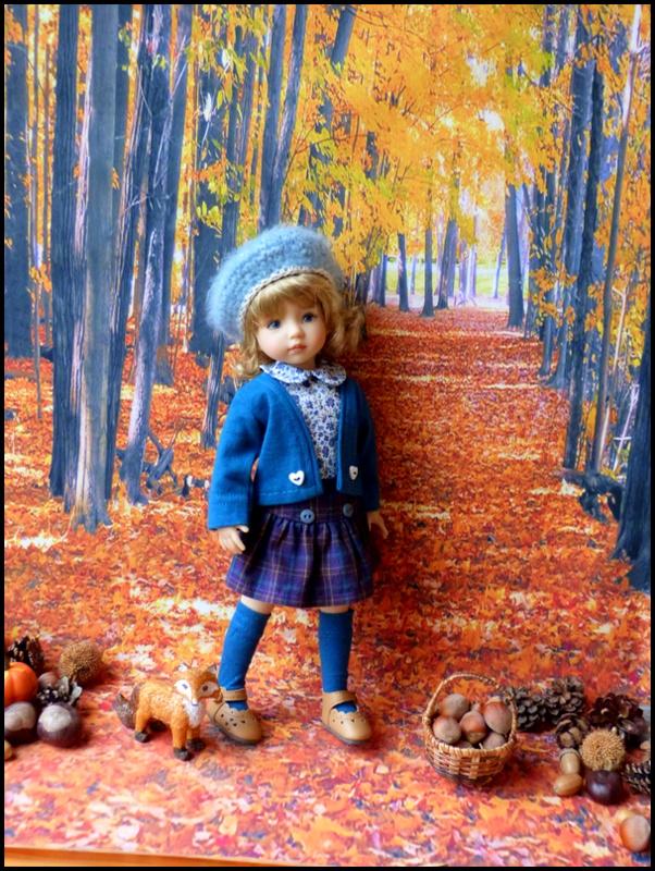 L'automne 2018 de mes LD P6 les dernières tenues de l'automne - Page 4 P1660419
