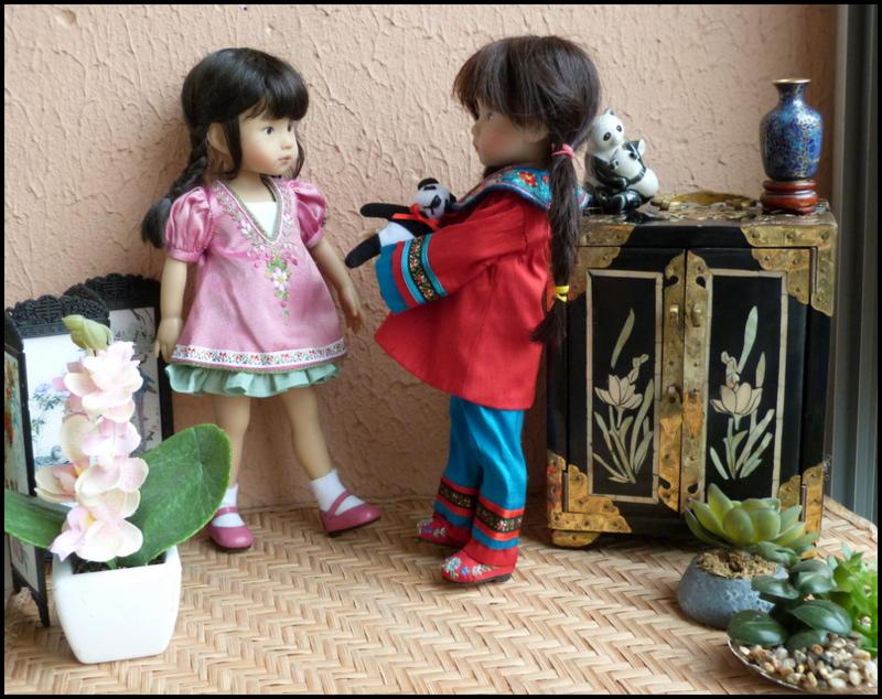 petites cousines d'Asie au nouvel an chinois P1660723