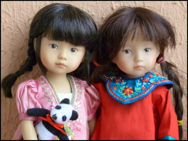 petites cousines d'Asie au nouvel an chinois P1660725