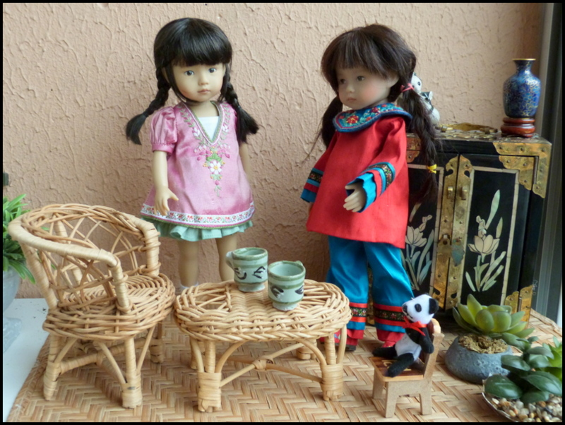 petites cousines d'Asie au nouvel an chinois P1660726