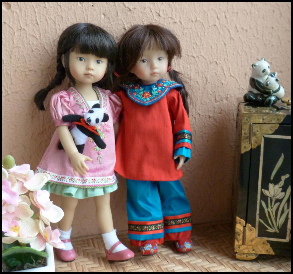 petites cousines d'Asie au nouvel an chinois P1660727