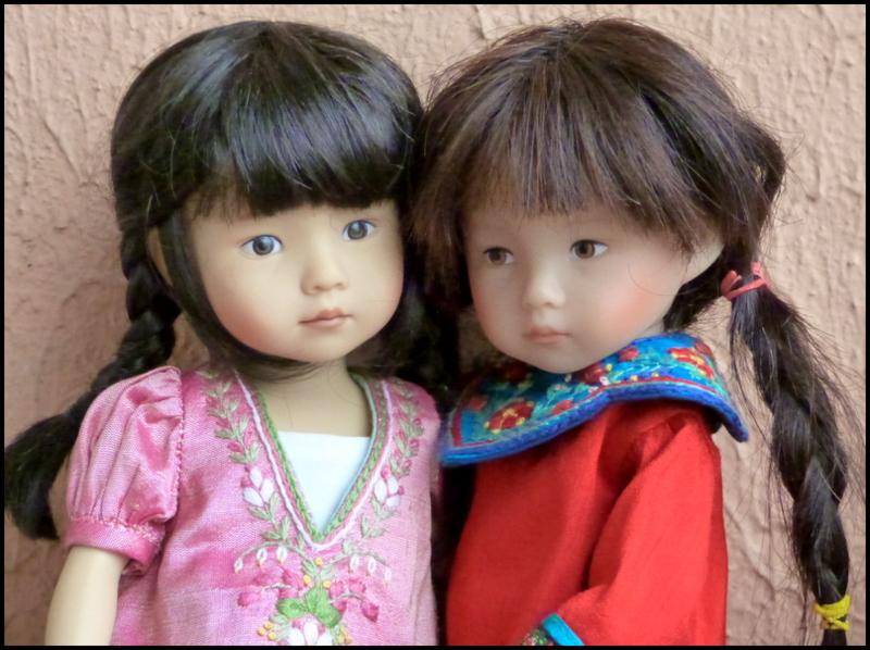 petites cousines d'Asie au nouvel an chinois P1660728