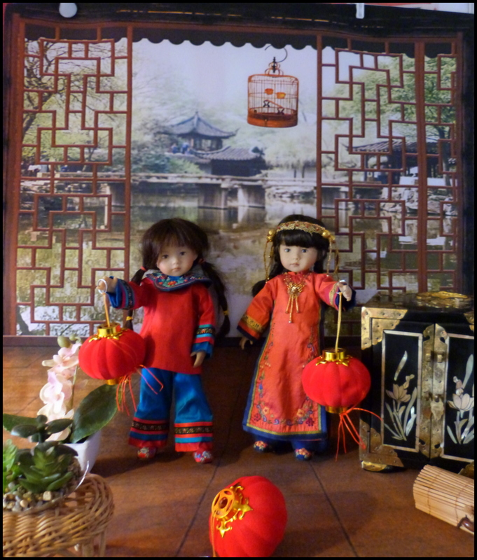 petites cousines d'Asie au nouvel an chinois P1680315