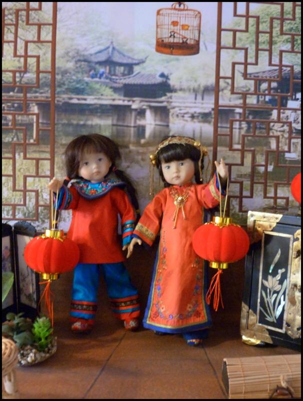 petites cousines d'Asie au nouvel an chinois P1680316
