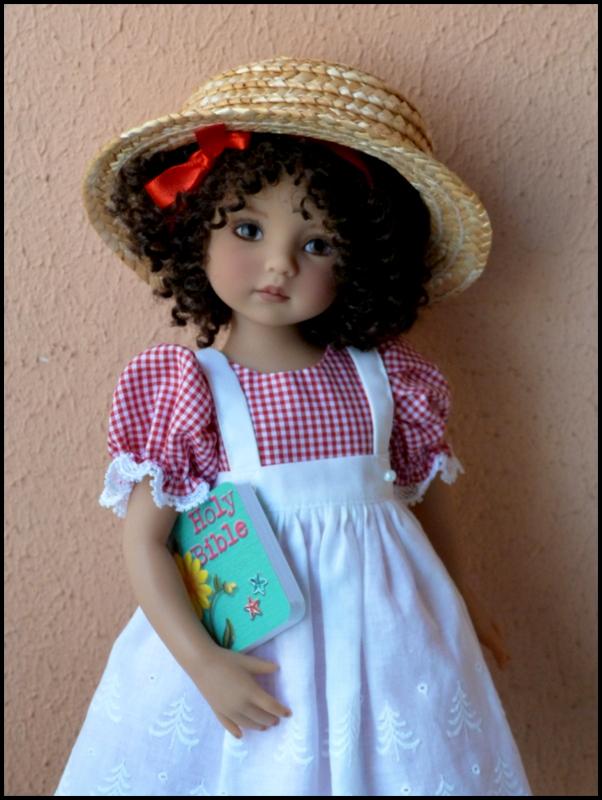 un dimanche particulier pour Angela-Rose P1690120