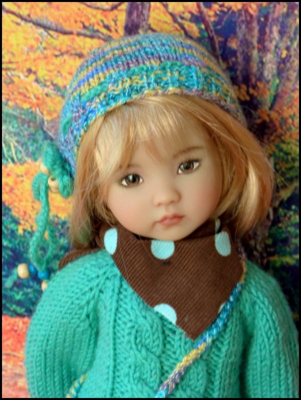 nouvel Automne des LD  P3  Justine,Louise,Lucile,Melanie,Eloïse Et bas de page Candice au petit marché bio P1720719
