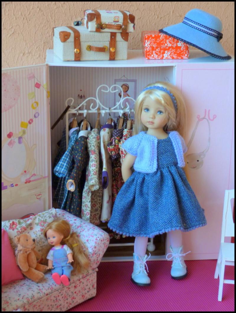 nouvel Automne des LD  P3  Justine,Louise,Lucile,Melanie,Eloïse Et bas de page Candice au petit marché bio - Page 2 P1730029