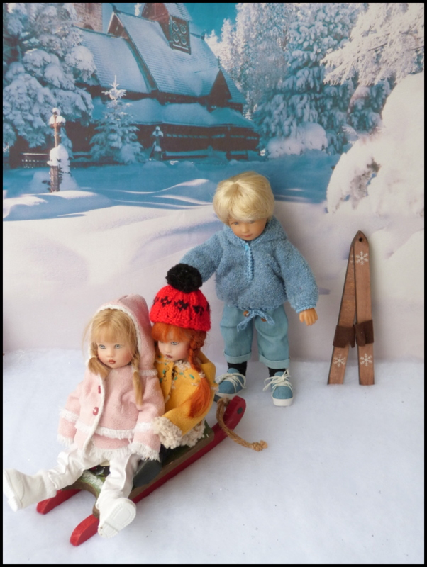 ma famille Kish en hiver P1740622
