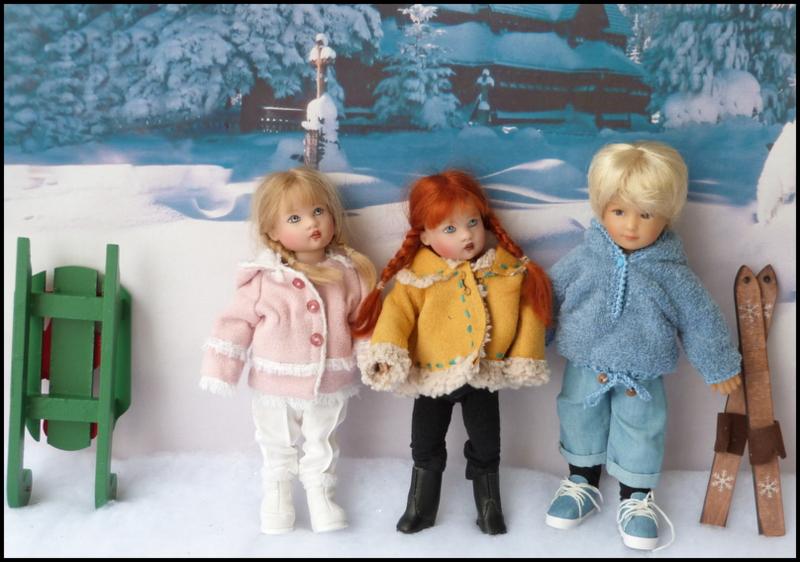 ma famille Kish en hiver P1740625