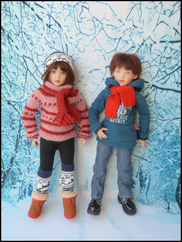 ma famille Kish en hiver P1740712