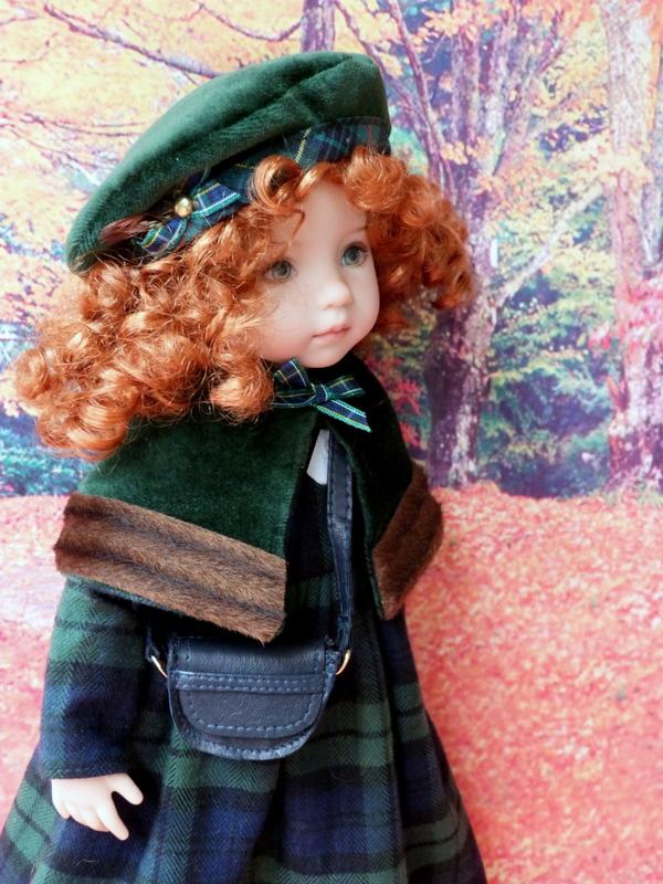 Samantha en automne P1770813