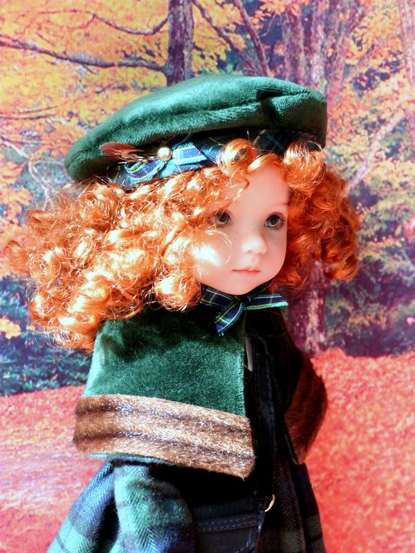 Samantha en automne P1770814