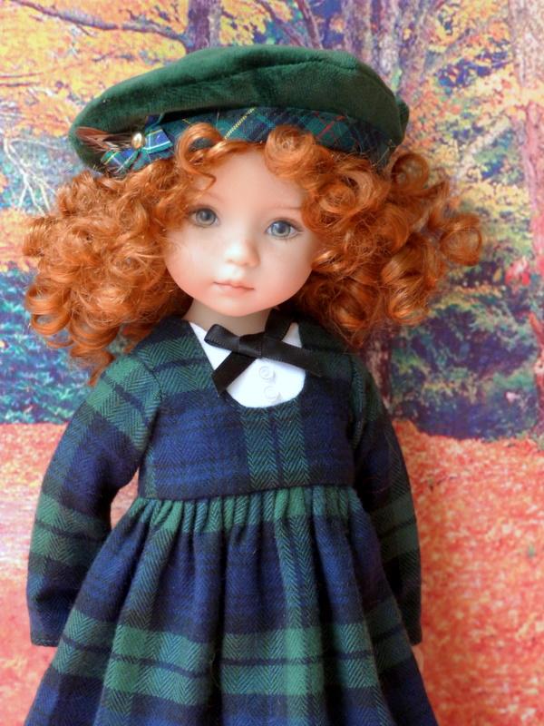 Samantha en automne P1770815
