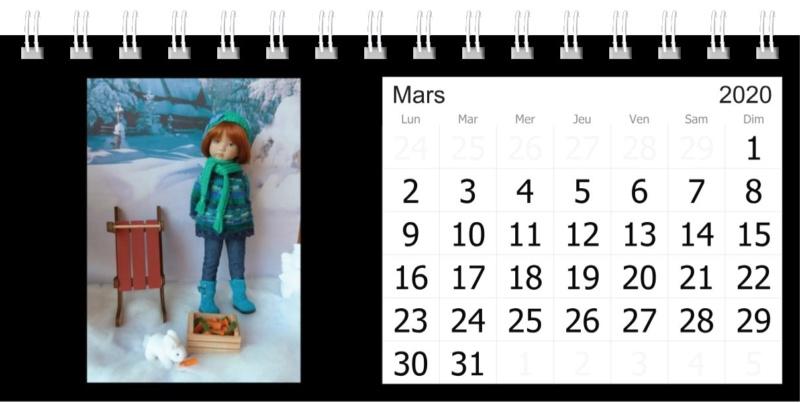 petit calendrier:une année de LD Previe24