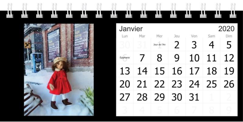 petit calendrier:une année de LD Previe25