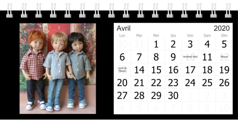 petit calendrier:une année de LD Previe27