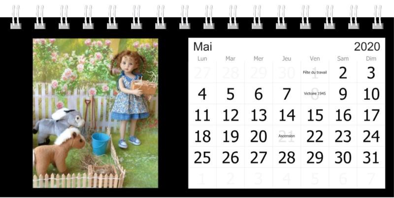 petit calendrier:une année de LD Previe28